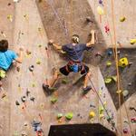 Climb @ Noon for Fac / Staff - CANCELED on April 14, 2020